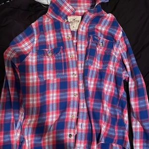 Hollister - Flannel/ button up